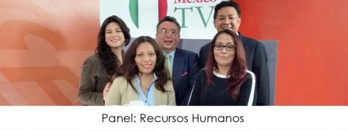 panel recursos humanos